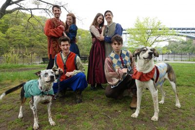 lovers clowns and dogs 2gentsWeb