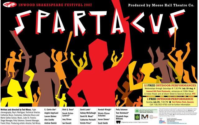 Spartacus - 2007