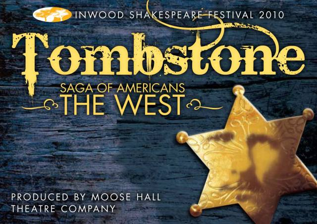 Tombstone, Saga of Americans The West - 2010