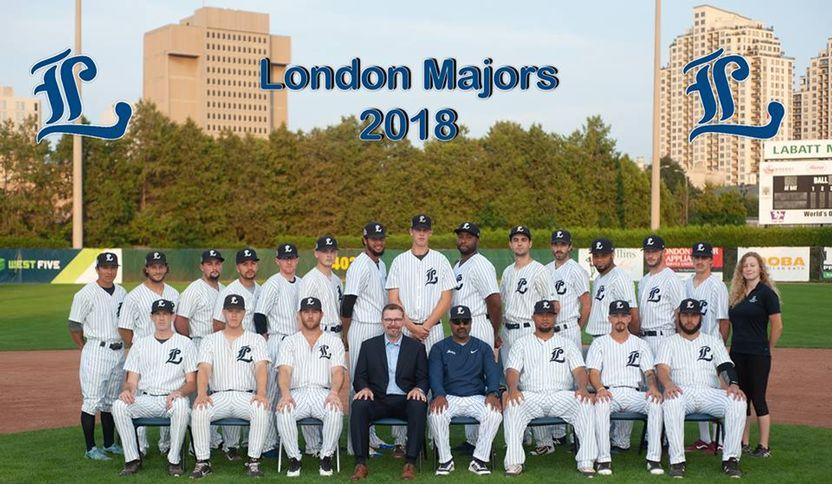 2018 London Majors
