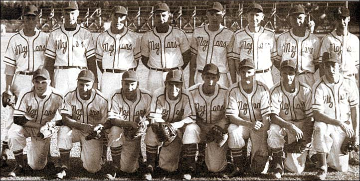 London Majors 1948