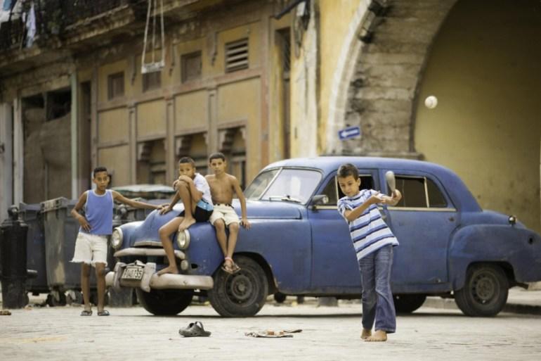 Baseball in Cuba