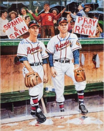 Spahn and Sain