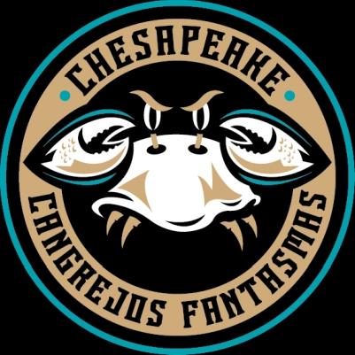 Chesapeake Cangrejos Fantasmas