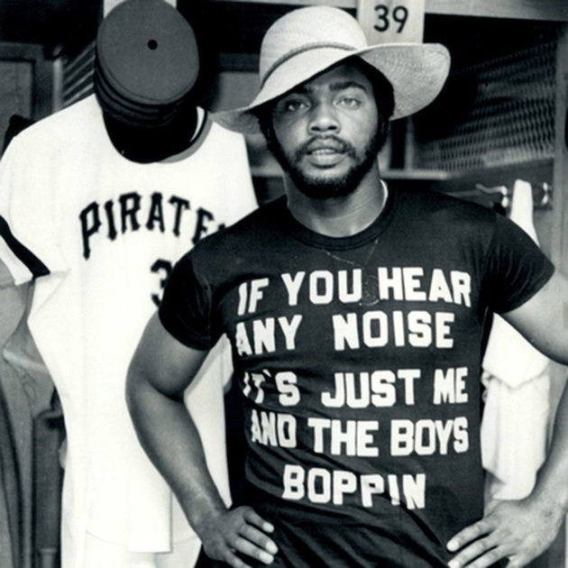Dave Parker boppin
