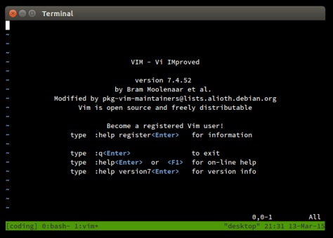 tmux an awesome little tool morannon org