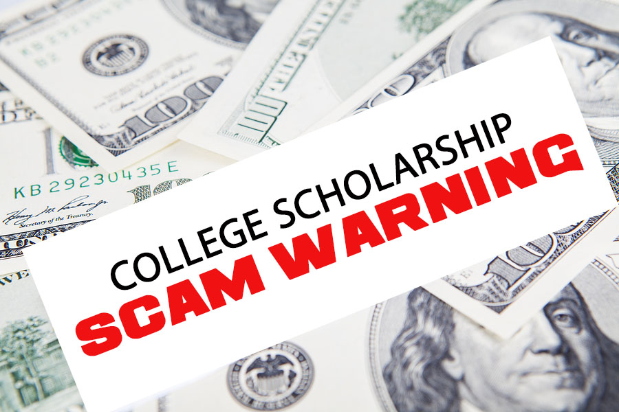 College Scholarship Scam Warning