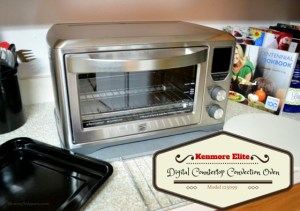 Convenience-with-the-Kenmore-Elite-Digital-Countertop-Convection-Oven