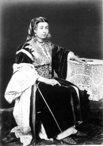 Femme Juive de Tanger, 1870
