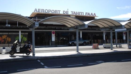 Tahiti Faa'a Airport