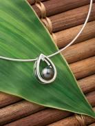 Tahia Pearl Necklace