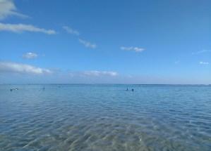 PK18 Beach Clear Water