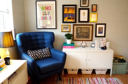 small lounge makeover