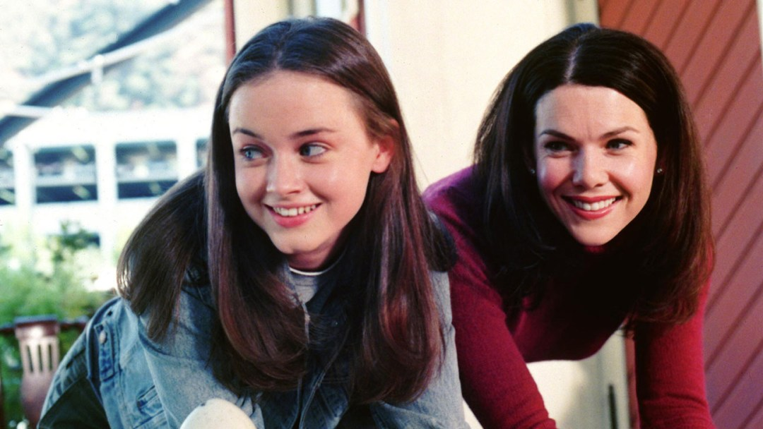 gilmore girls single parenting