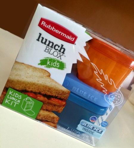 Rubbermaid LunchBlox