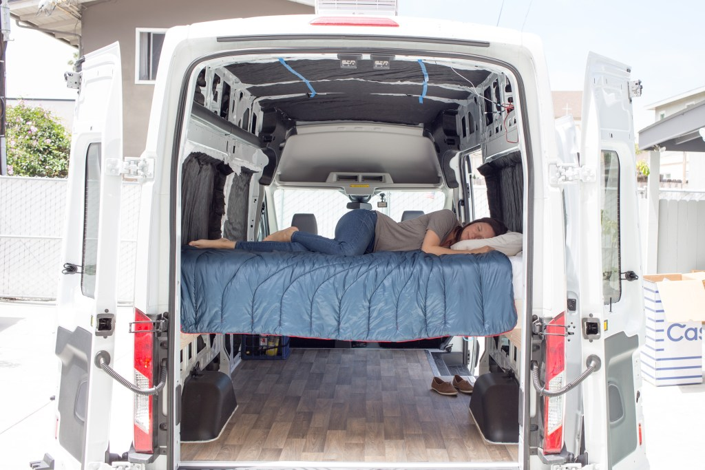 Ford Cargo Van Conversion >> Bed Platform Feedback Request - Page 2 - Ford Transit USA Forum
