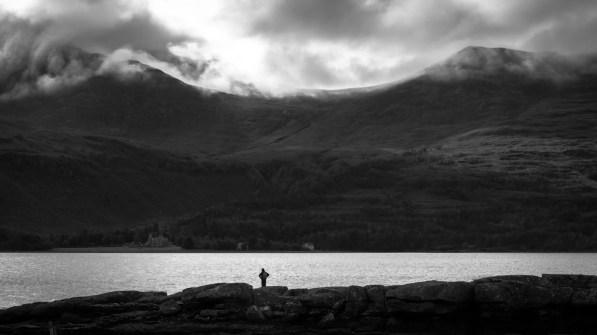 Le Upper Loch Torridon
