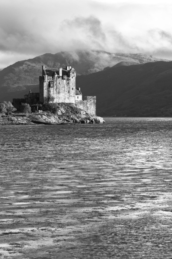 Le château Eilean Donan