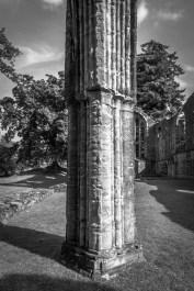 Archade du prieuré d'Inchmahome