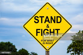 stand and fight