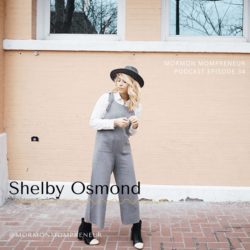 Episode 34 Shelby Osmond, Instagrammer and videographer
