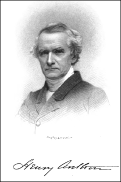 10—Henry Anthon, _Tributes_, frontispiece