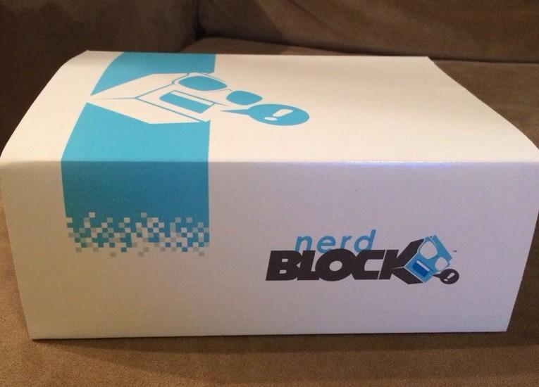 NERD BLOCK - MARCH 2014