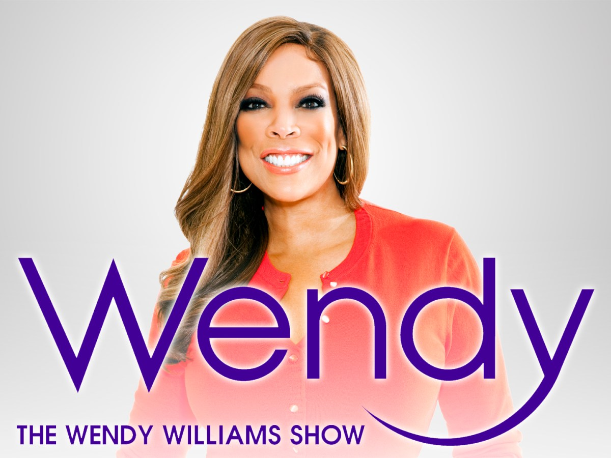 THE WENDY WILLIAMS SHOW - MYHABIT TRENDY@WENDY 2/15/16