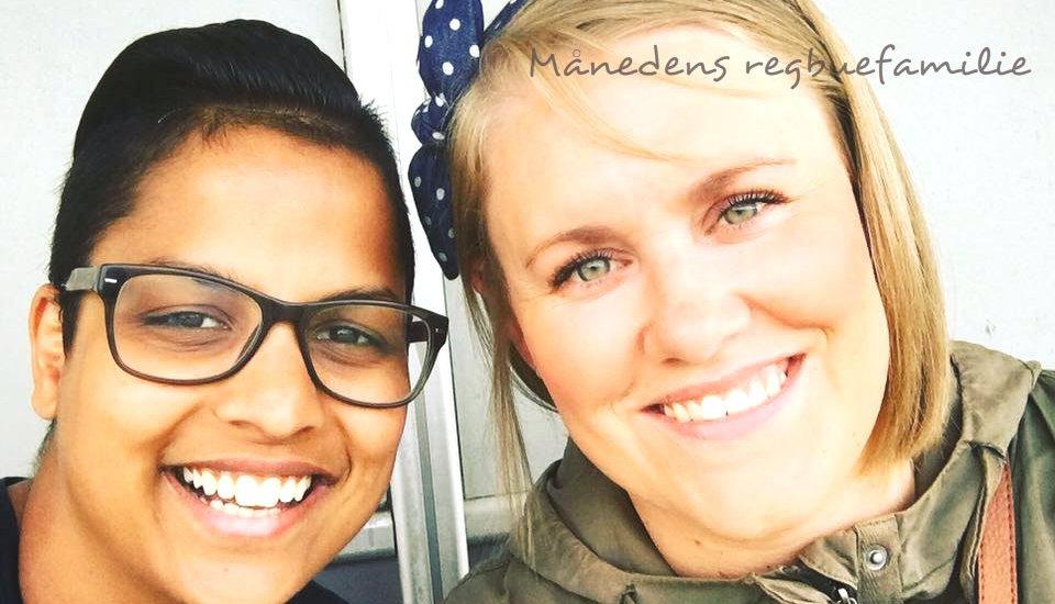 Morogmor blog - månedens regnbuefamilie