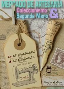 MERCADILLO_ Mercado de Artesanía, Coleccionismo y Segunda Mano @ Plazoleta Meneses | Morón de la Frontera | Andalucía | España