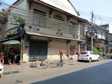 Songwat Road, Bangkok