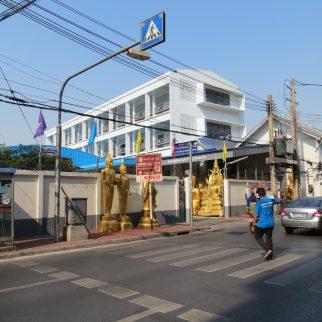 Walks Around Bangkok
