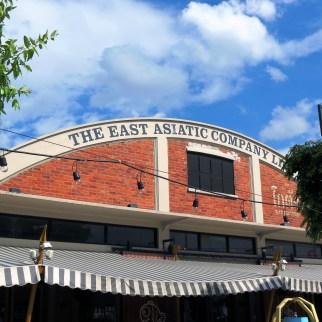 East Asiatic Company Warehouses, Bangkok