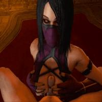 Watch slutty freak Meleena having sex with different guys!