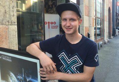 Hede møder Kasper Porsdal
