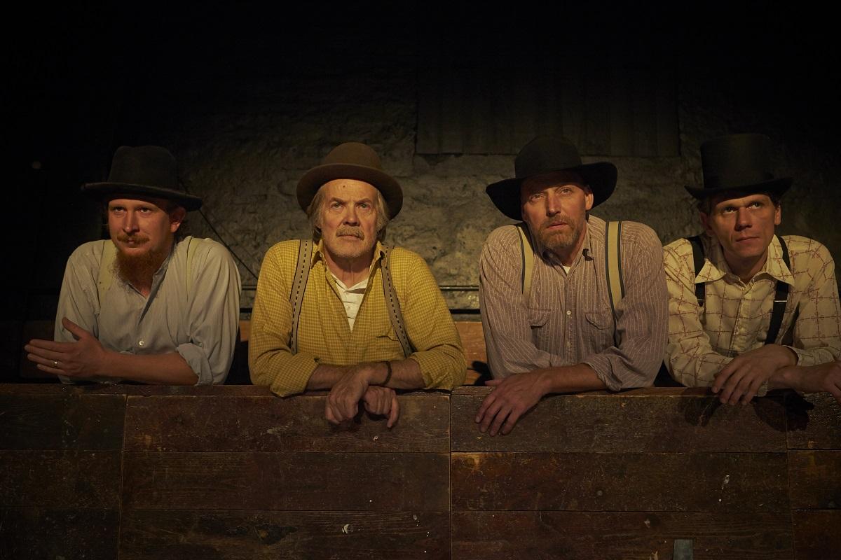 """Møllens """"Guldgraveren"""" spiller på festival i Irland"""