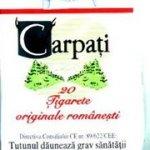 [remember] Tigarile romanesti Carpati / Snagov