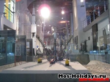 Космодром Байконур в Казахстане