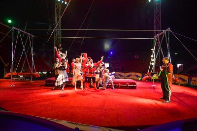 ·Book Tickets & Seating Plan Information· - Moscow State Circus