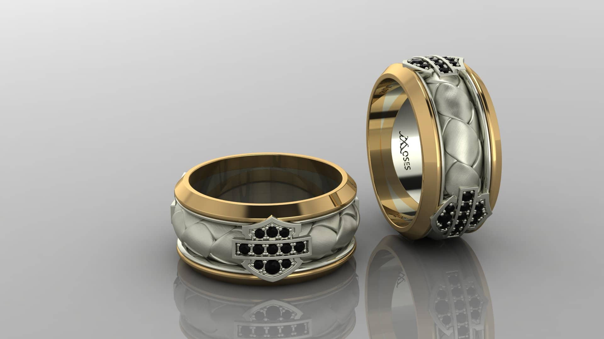 mosesjewelers harley davidson wedding bands prev next We buy gold and jewelry