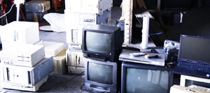 テレビ パソコン等の回収