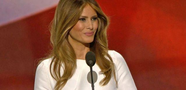 Melania Trump 2 Mosnar Communications Digital Marketing For Luxury