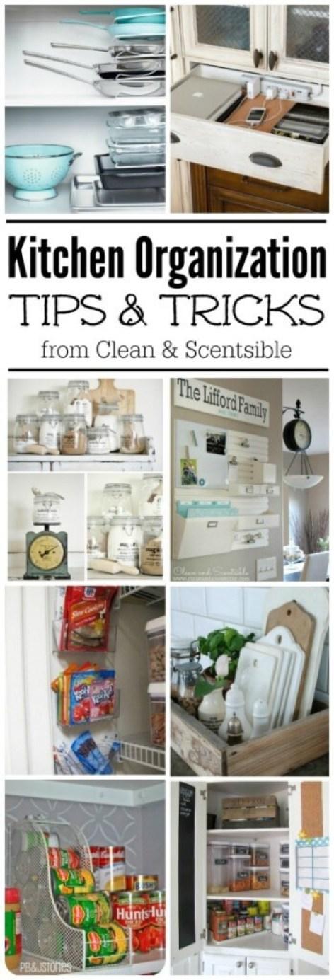 kitchen organization, kitchen storage ideas