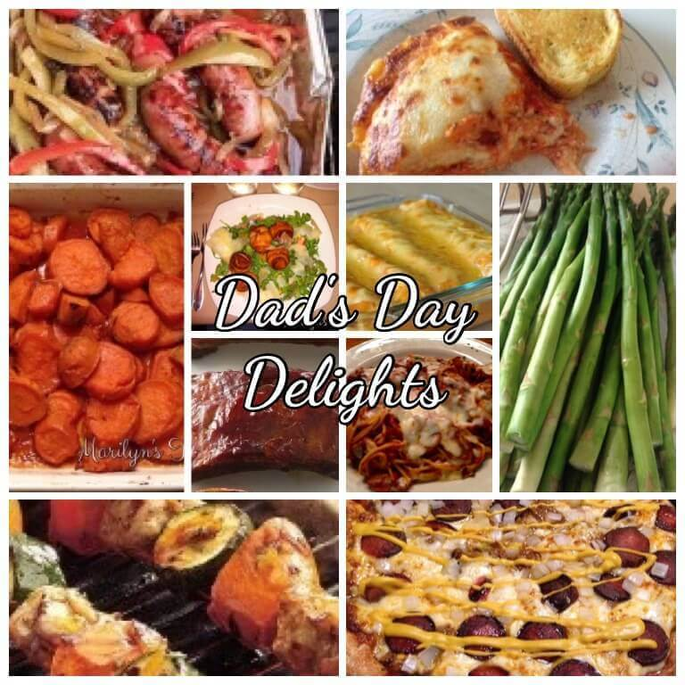 recipes, Father's Day recipes