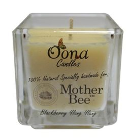 Beeswax & Soya Candle Blackberry & Ylang Ylang