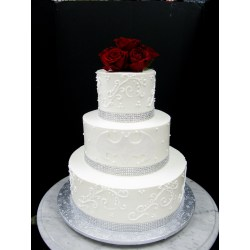 Small Crop Of Batman Wedding Cake