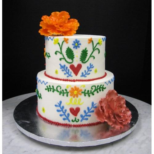Medium Crop Of Mexican Wedding Cake