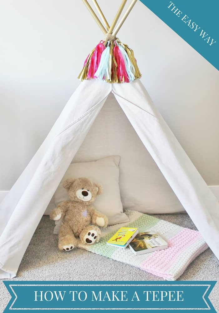 Toddler Teepee