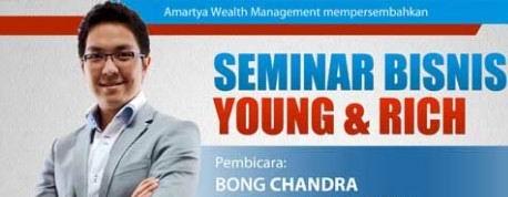 Bong Chandra Motivator Indonesia Terbaik