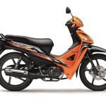 Wave DX110_Coral Orange Metallic